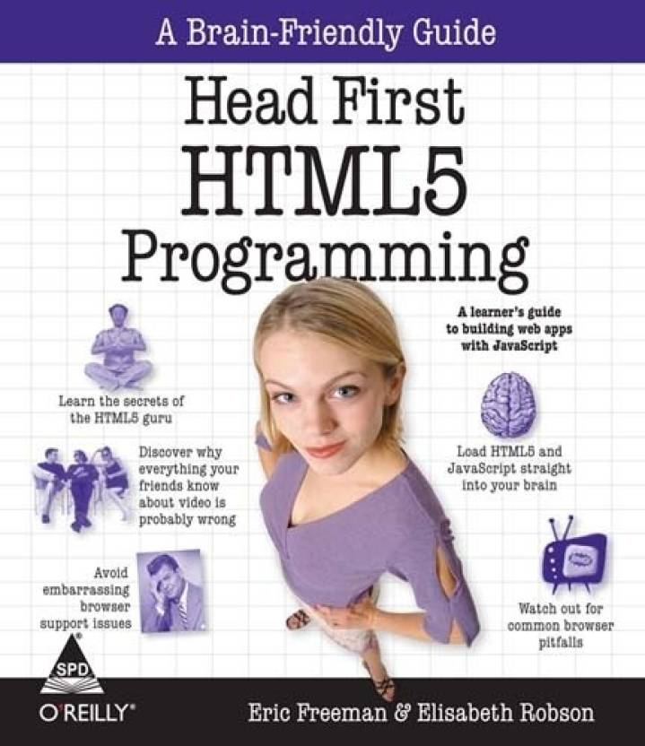 Head First HTML5 Programming 1 Edition