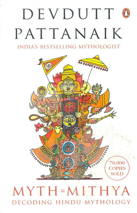 Myth = Mithya : A Handbook of Hindu Mythology