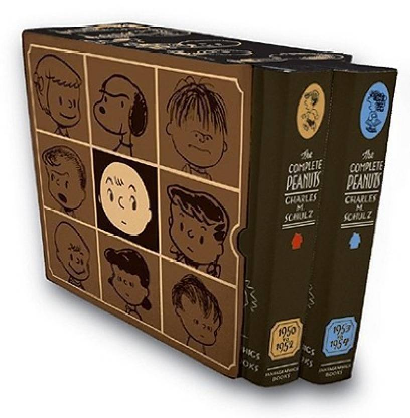 The Complete Peanuts Boxed Set (1950-1954)
