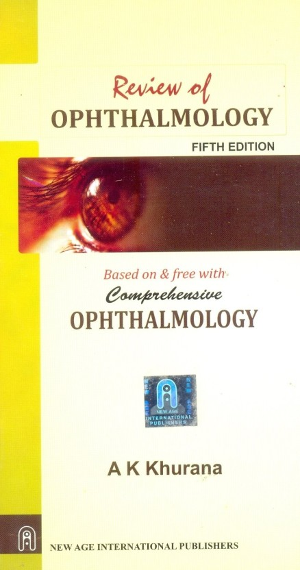 Edition pdf ophthalmology 5th khurana