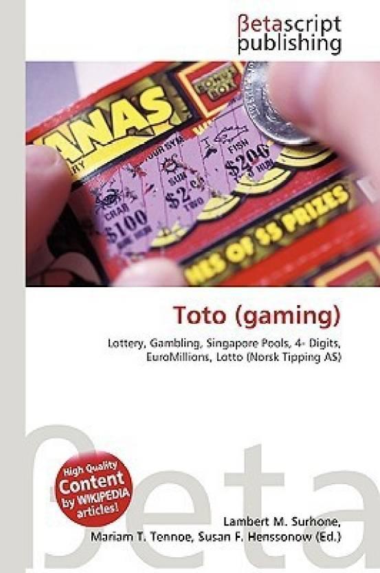 Toto (gaming) - Buy Toto (gaming) by surhone, lambert m.|author ...
