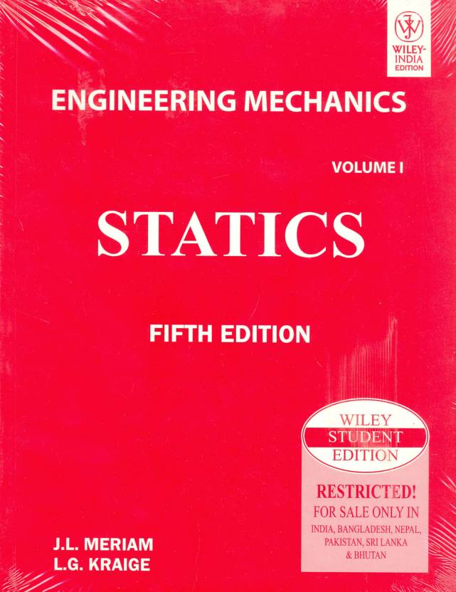 Engineering mechanicsvol1 statics 5th ed 5th edition buy engineering mechanicsvol1 statics 5th ed 5th edition fandeluxe Gallery