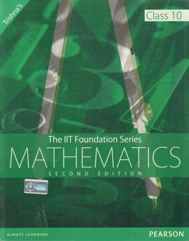 IIT Foundation: Mathematics (Class 10) 2nd Edition price comparison at Flipkart, Amazon, Crossword, Uread, Bookadda, Landmark, Homeshop18