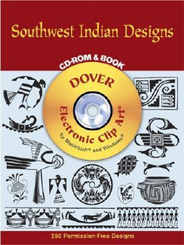 Art asian book cd clip design dover electronic rom southeast images 263
