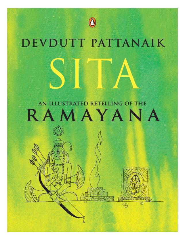 An Illustrated Retelling of the Ramayana