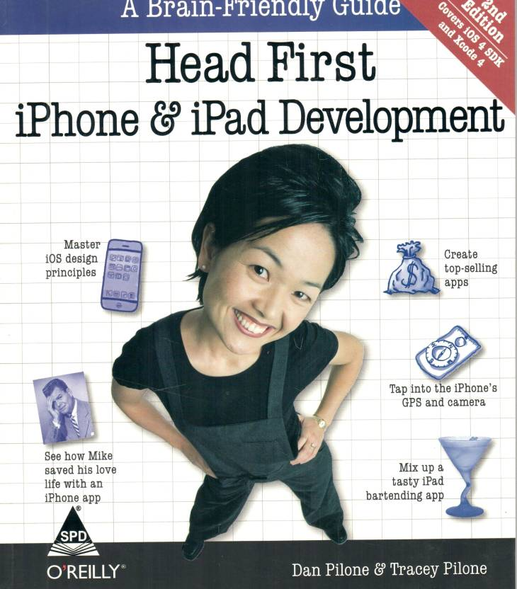 Head First iPhone and iPad Development 2nd Edition