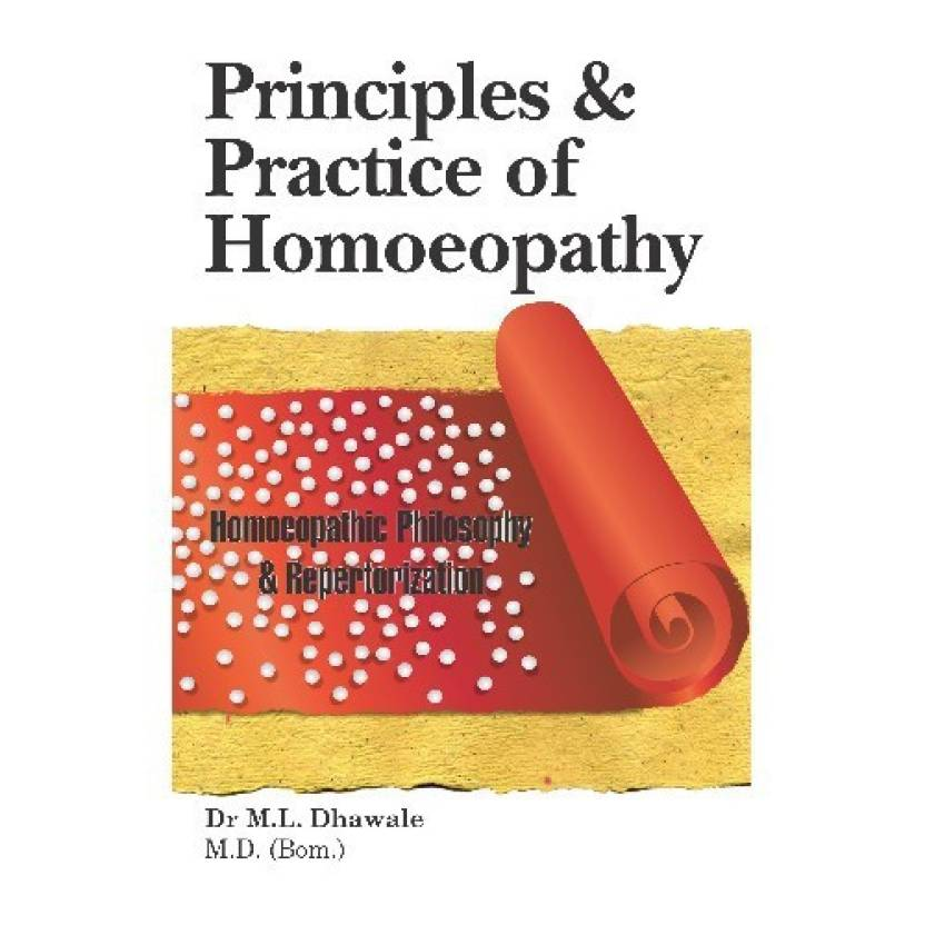 PRINCIPLES & PRACTICE OF HOMOEOPATHY: Buy PRINCIPLES & PRACTICE OF