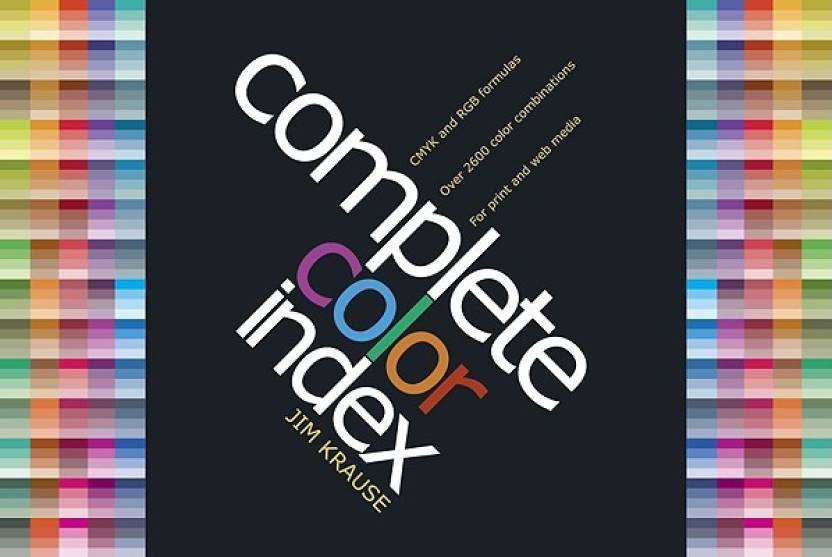 Complete Color Index (Set Of 2 Volumes)