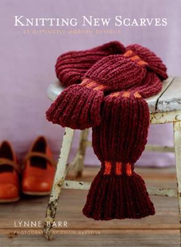 Knitting New Scarves 27 Distinctly Modern Designs Buy Knitting New