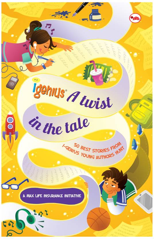 Igenius - A Twist in the Tale 1st Edition