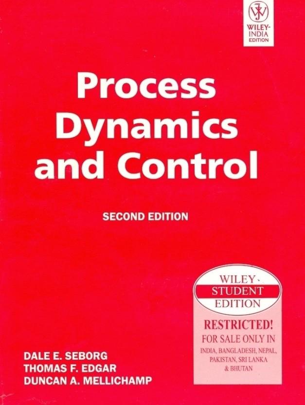Process Dynamics And Control Seborg Pdf