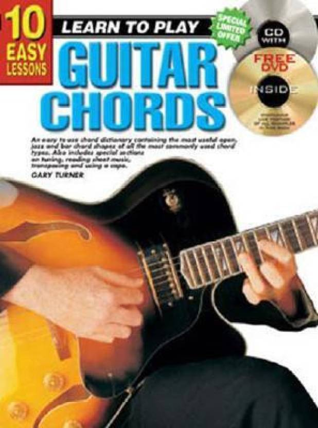 Cp69134 0 10 Easy Lessons Guitar Chords Teach Yourself 10 Easy
