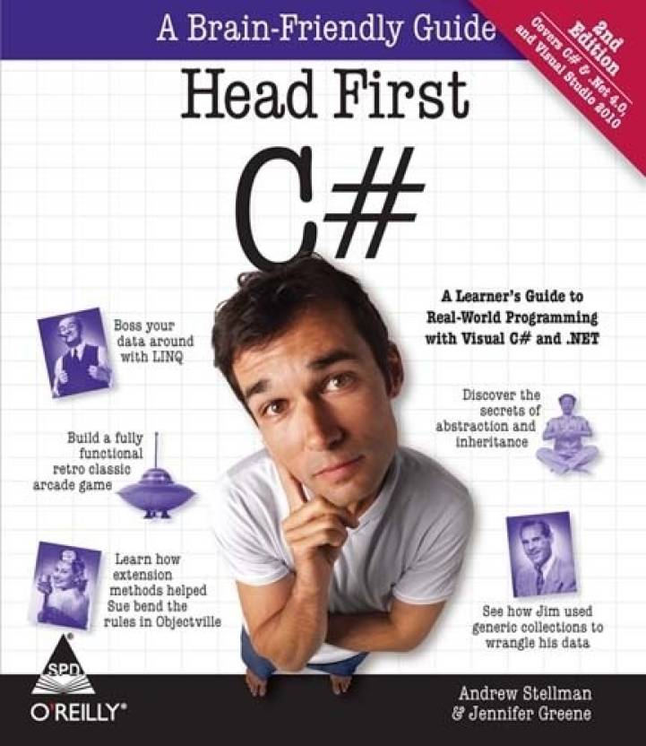 Head first C# 2nd Edition 2nd Edition