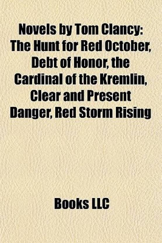 Novels by Tom Clancy (Study Guide): The Hunt for Red October