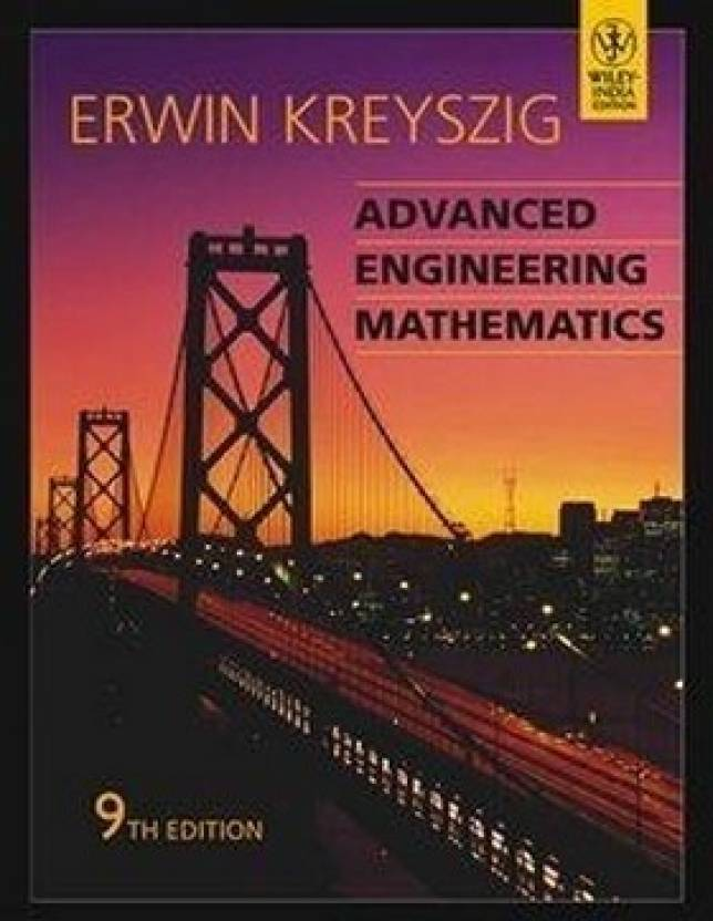 Advanced Engineering Mathematics 9 Edition