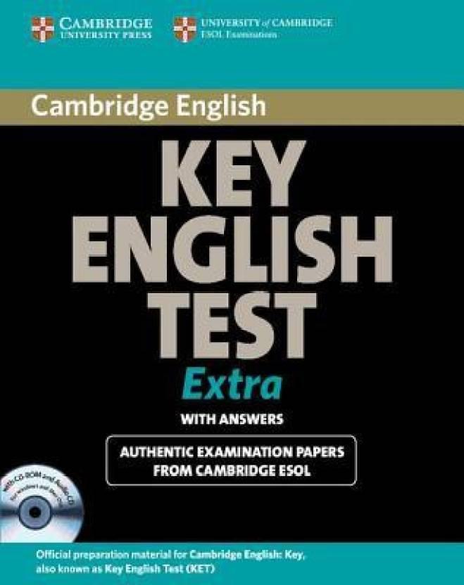 Cambridge Key English Test Extra Self-study Pack (KET