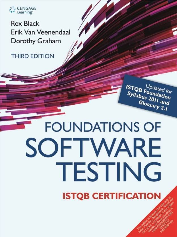 Foundations of Software Testing - ISTQB Certification 3 Edition