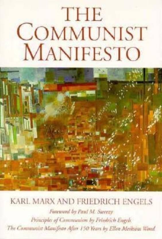 The Communist Manifest Principles Of Communism The