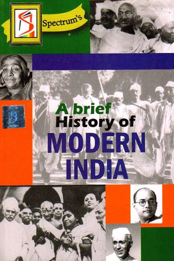A Brief History of Modern India 18th Edition