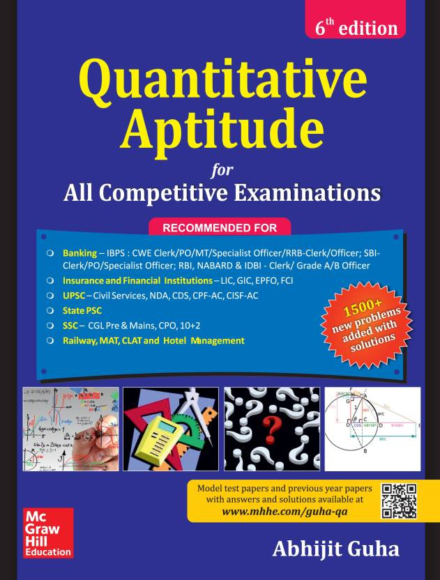 Quantitative aptitude for all competitive examinations buy quantitative aptitude for all competitive examinations fandeluxe Choice Image