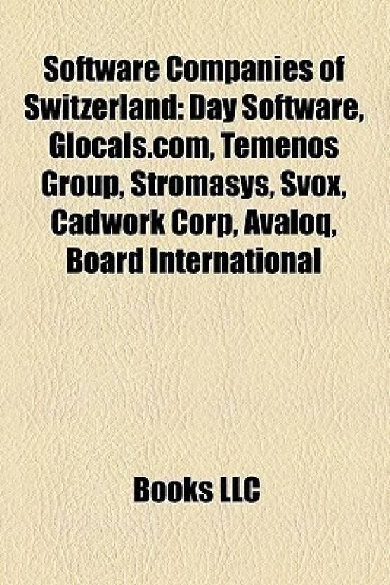 Software Companies of Switzerland: Day Software, Glocals Com