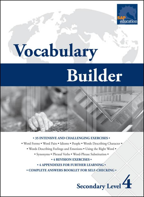 vocabulary builder secondary level 4 buy vocabulary builder