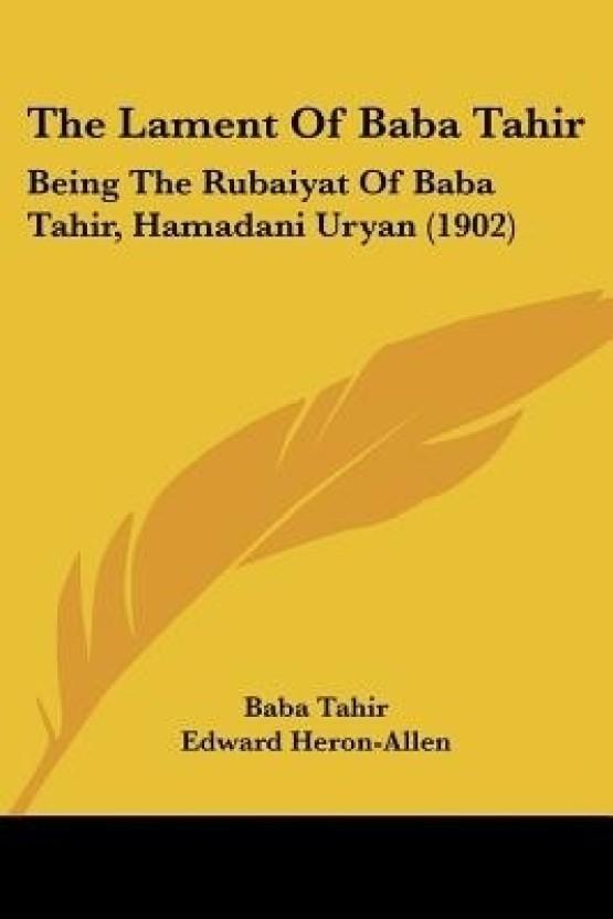 Rubaiyat of Baba Tahir