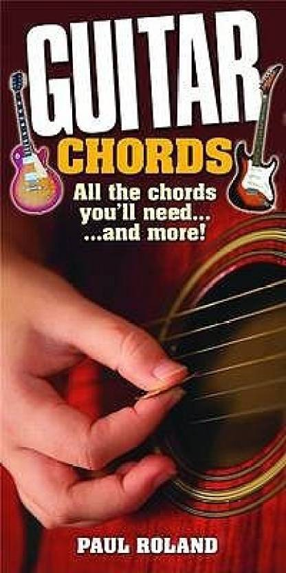 Guitar Chords - Buy Guitar Chords by roland,paul|author Online at ...