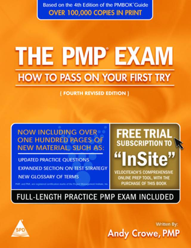 The PMP Exam : How to Pass On Your First Try 4th Edition