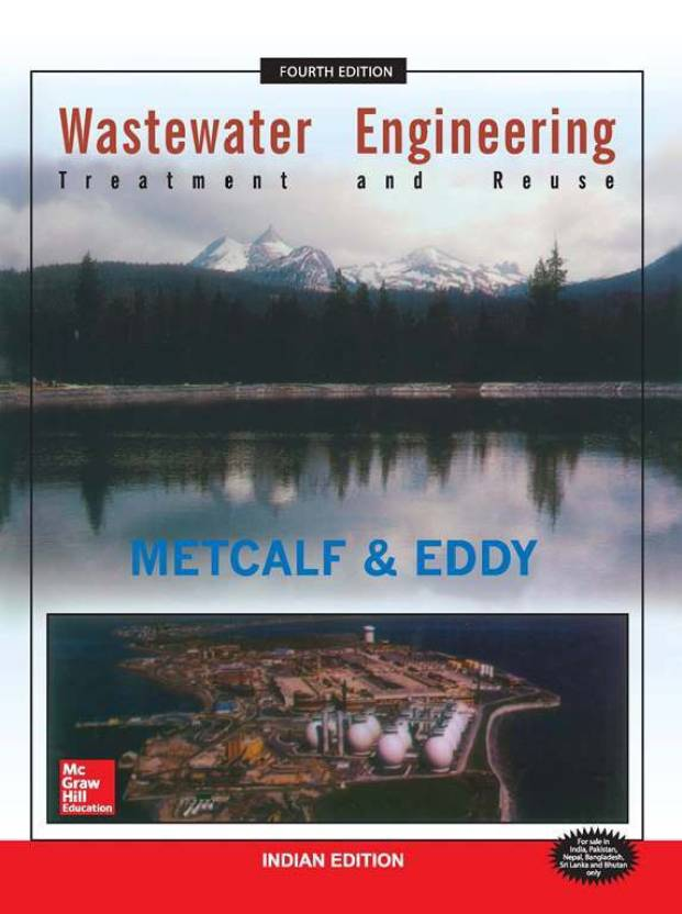 Wastewater Engineering 4th  Edition
