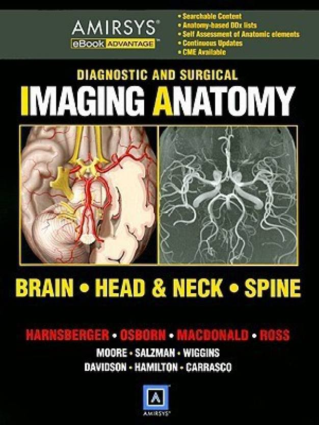 Diagnostic And Surgical Imaging Anatomy Brain Head Neck Spine