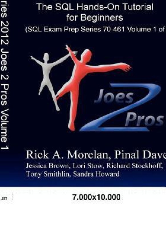 Sql Joes 2 Pros Book Series