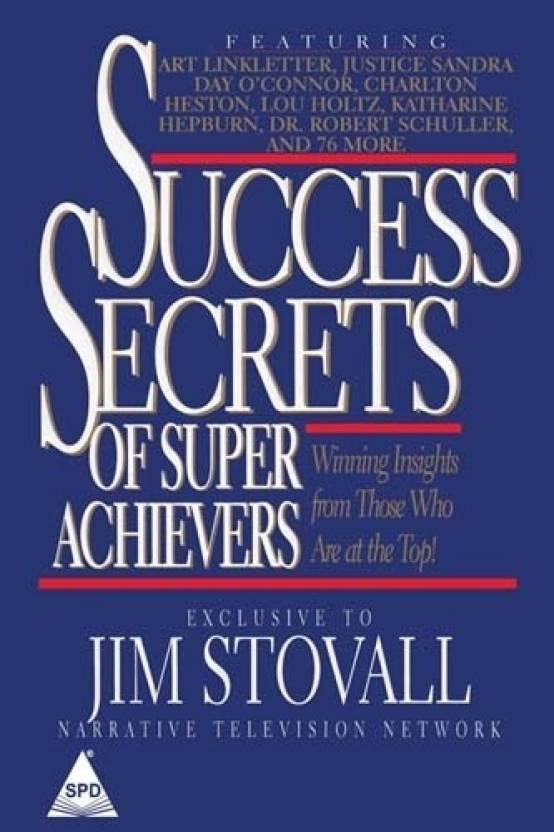 Success Secrets of Super Achievers