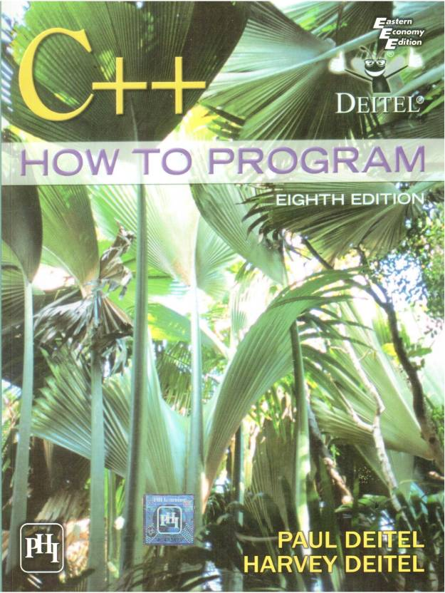 C++ : How to Program 8th Edition