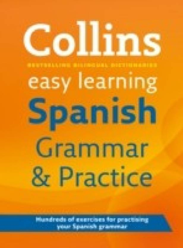 Easy Learning Spanish Grammar and Practice: Buy Easy