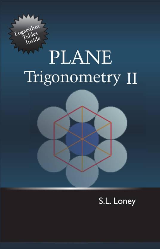 plane trigonometry part 2 buy plane trigonometry part 2 by