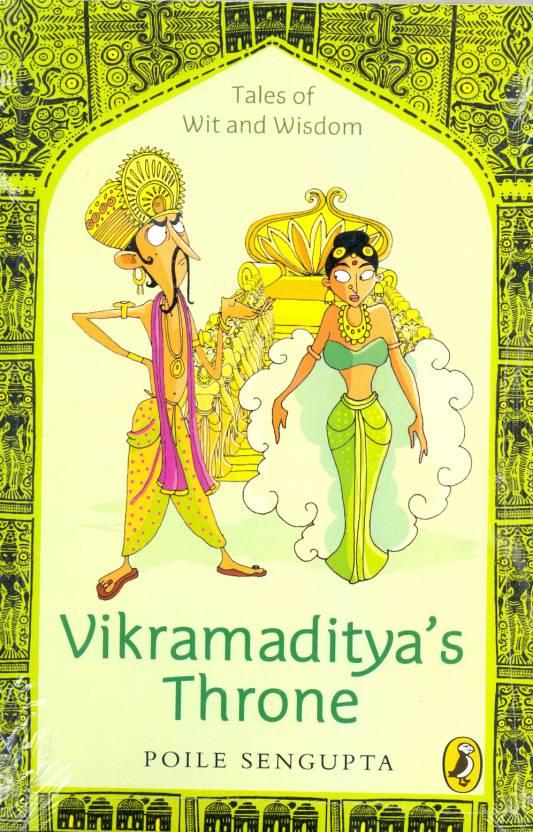 Vikramaditya's Throne (Tales of Wit and Wisdom)