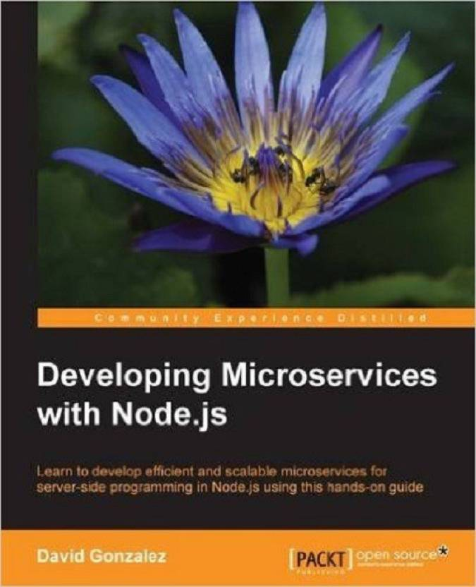 Developing Microservices with Node js: Buy Developing