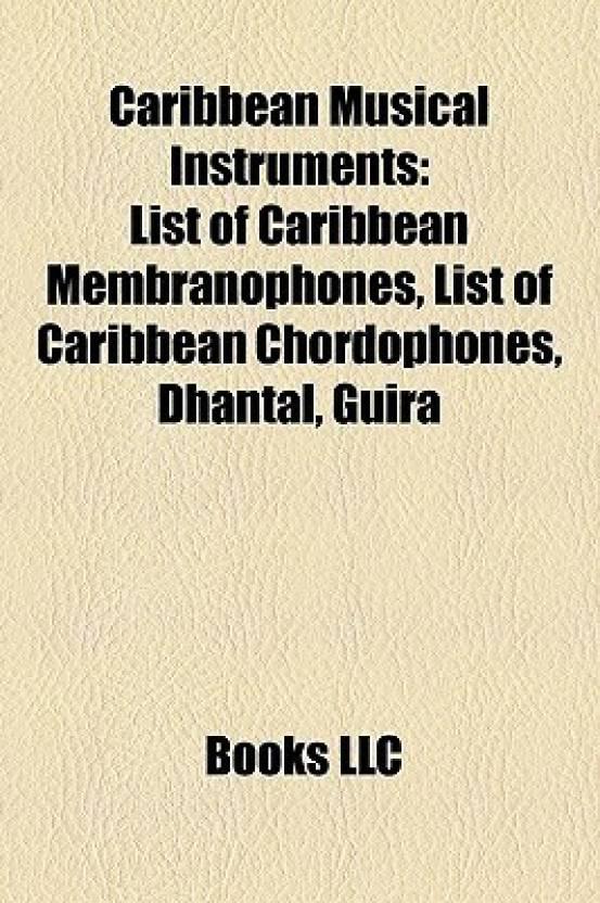 Caribbean Musical Instruments List Of Caribbean Membranophones