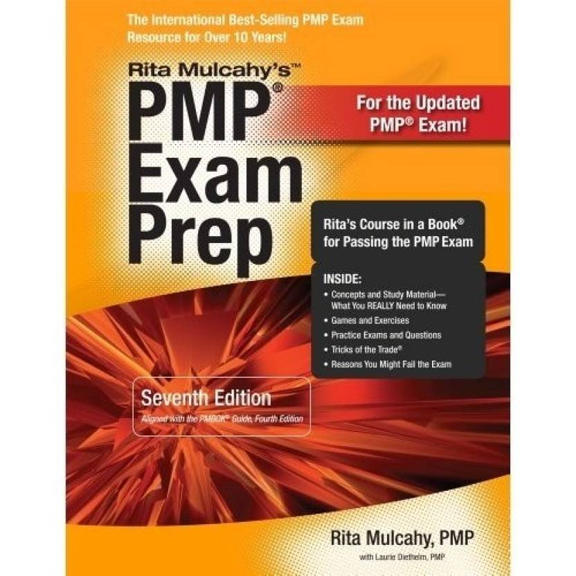PMP Exam Prep: Course In A Book For Passing The PMP Exam (With Demo CD) 7 Pap/Cdr Edition