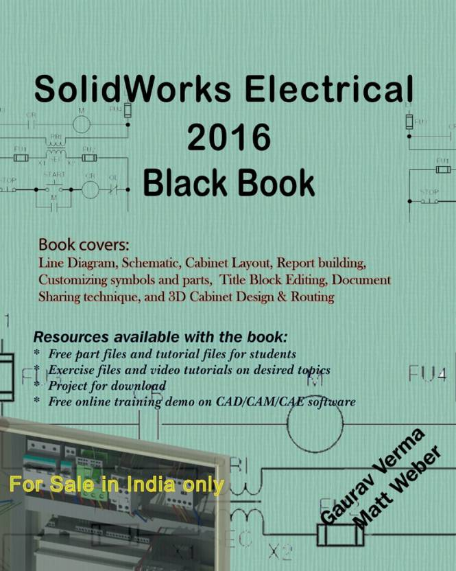 Solidworks Electrical 2016 Black Book Buy Solidworks Electrical