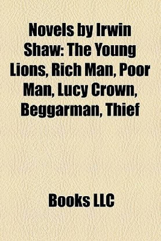 Novels By Irwin Shaw Study Guide The Young Lions Rich Man Poor
