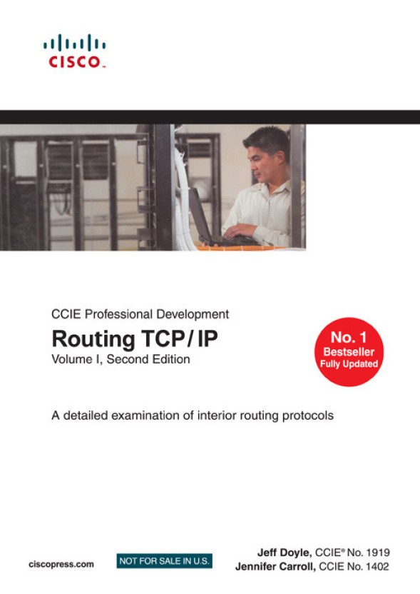 2nd Edition Routing TCP//IP Volume II CCIE Professional Development
