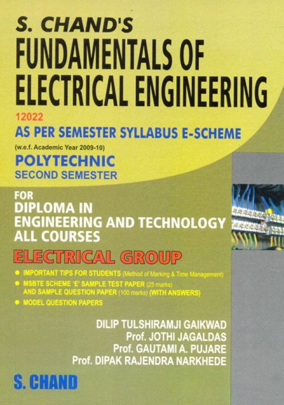 Fundamental Of Electrical Engineering Book