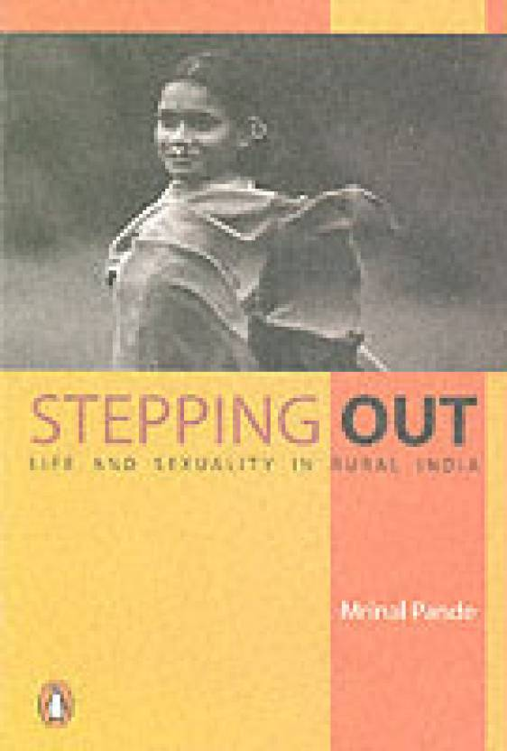 Stepping Out Buy Stepping Out By Mrinal Pande At Low Price In India