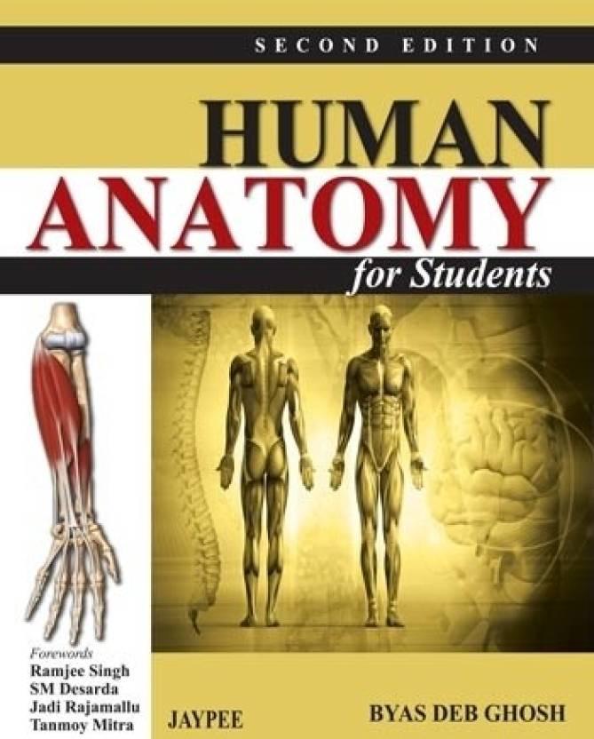 HUMAN ANATOMY FOR STUDENTS 2nd Edition: Buy HUMAN ANATOMY FOR ...