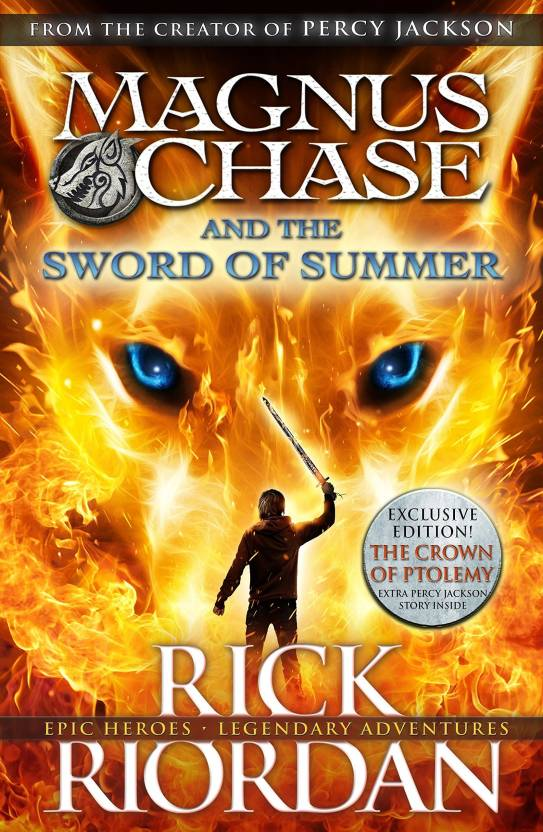 Sword of Summer : Magnus Chase Gods of A : Magnus Chase and The Gods of Asgard Book 1