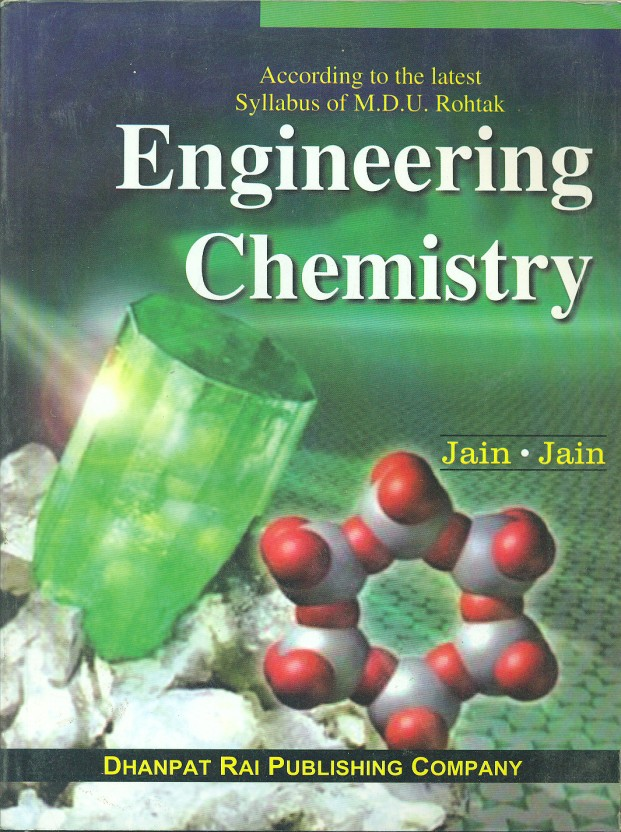 Engineering Chemistry Textbook Pdf