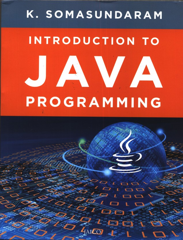 Introduction To Java Programming Book
