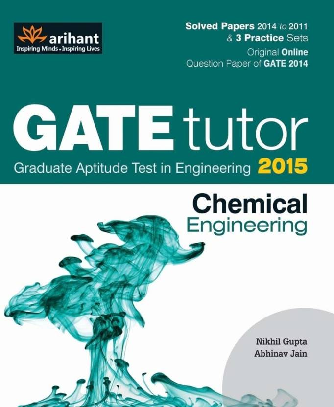Gate tutor 2015 chemical engineering 6th edition buy gate tutor gate tutor 2015 chemical engineering 6th edition fandeluxe Images